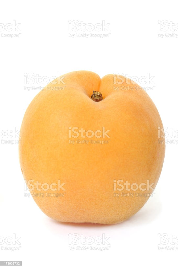 Apricot royalty-free stock photo
