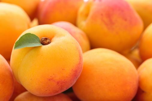 istock Apricots. 180847581