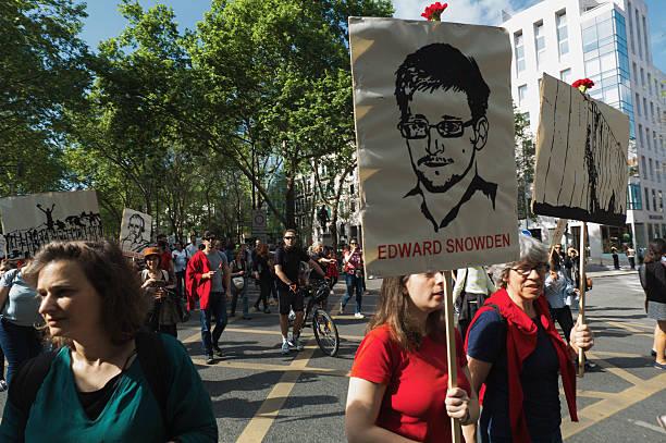 April 25th Feiern in Lissabon – Foto