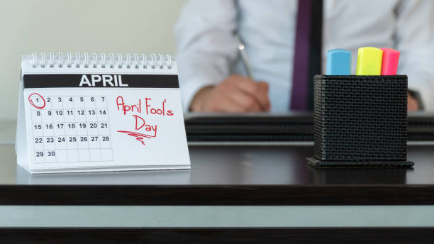 april fools day - april fools stock pictures, royalty-free photos & images