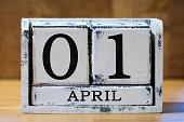 4月フールの日