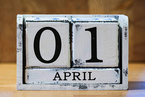 april fool's day - april fools stock photos and pictures