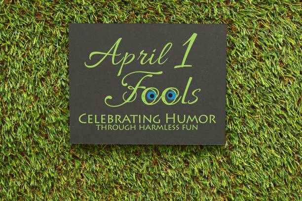 april fools - april fools stock photos and pictures