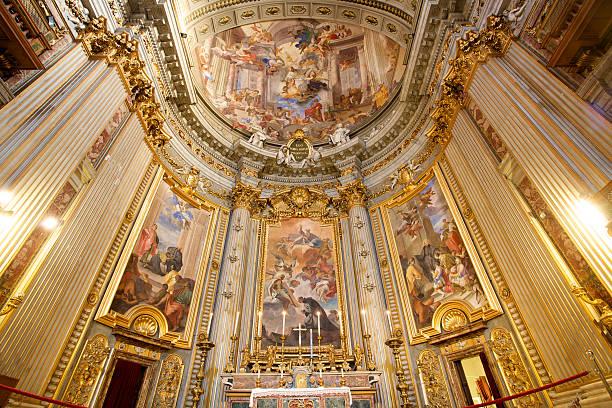Apsis Sant'Ignazio di Loyola in Rom – Foto