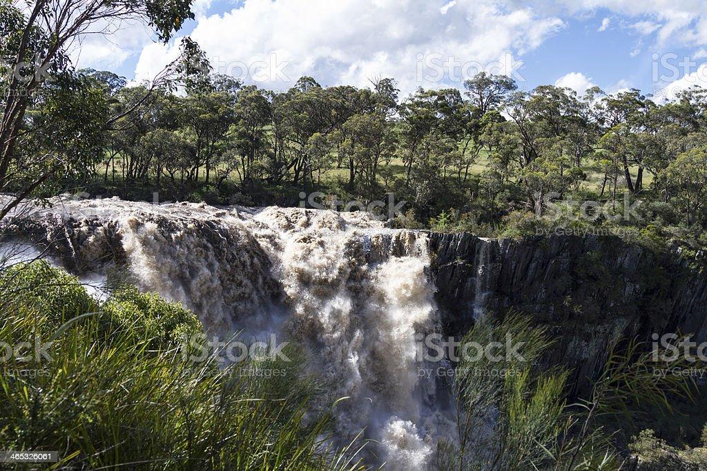 Apsley Falls stock photo