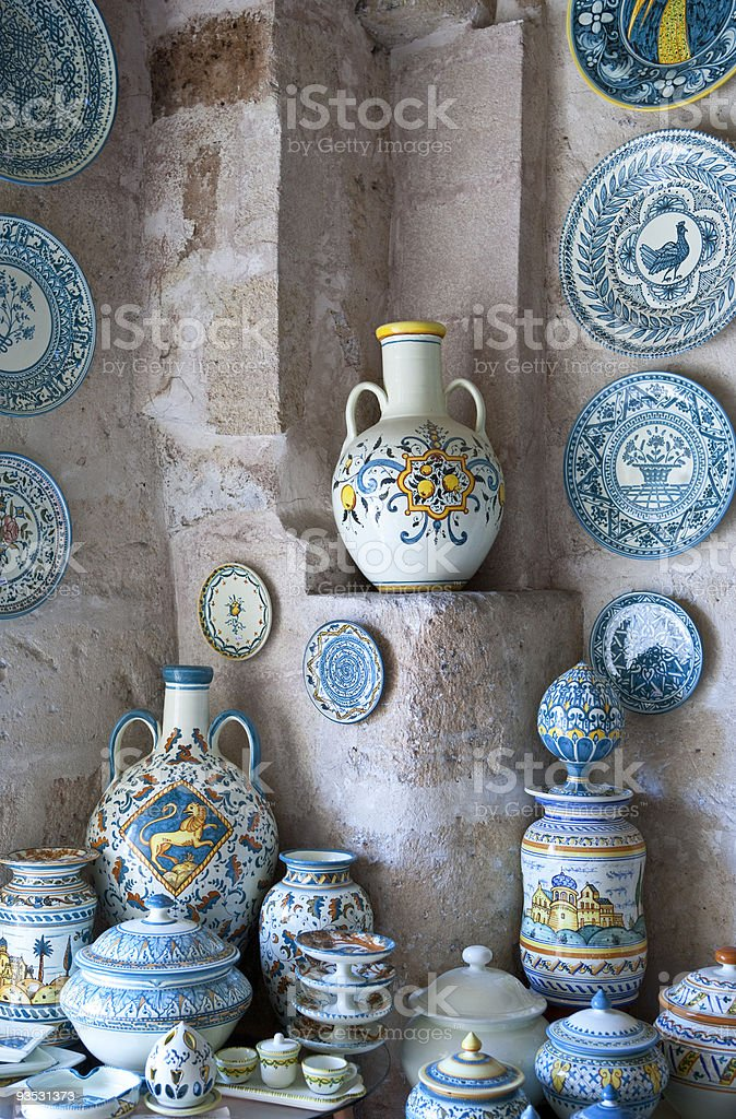 Apulia royalty-free stock photo