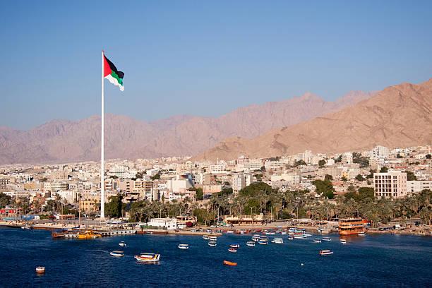 aqaba en jordanie - jordan photos et images de collection