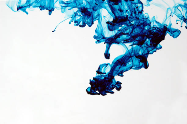 Aqua Art  (1 of  5) stock photo