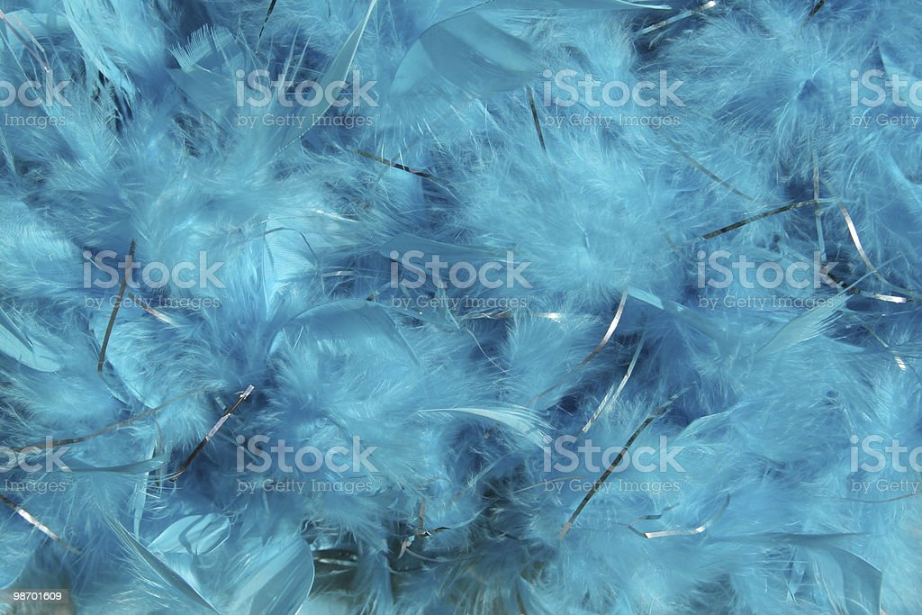 Aqua boa background royalty-free stock photo