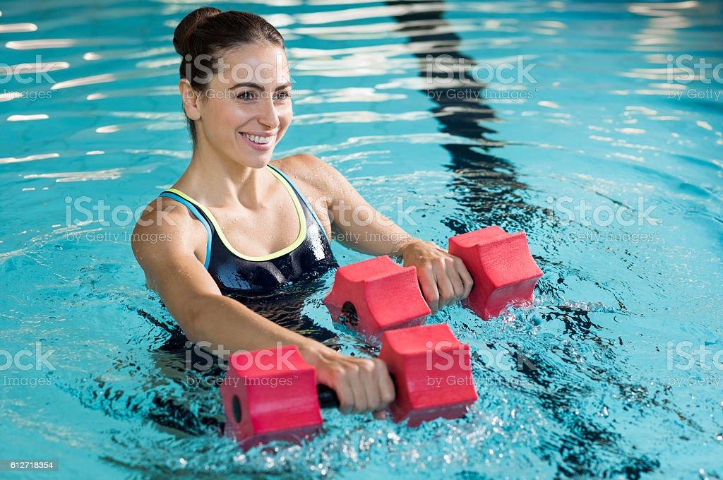 Aqua fitness - Photo