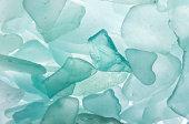 アクア海のガラスのハイライト表示されている