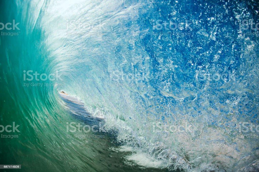 Aqua wave foto