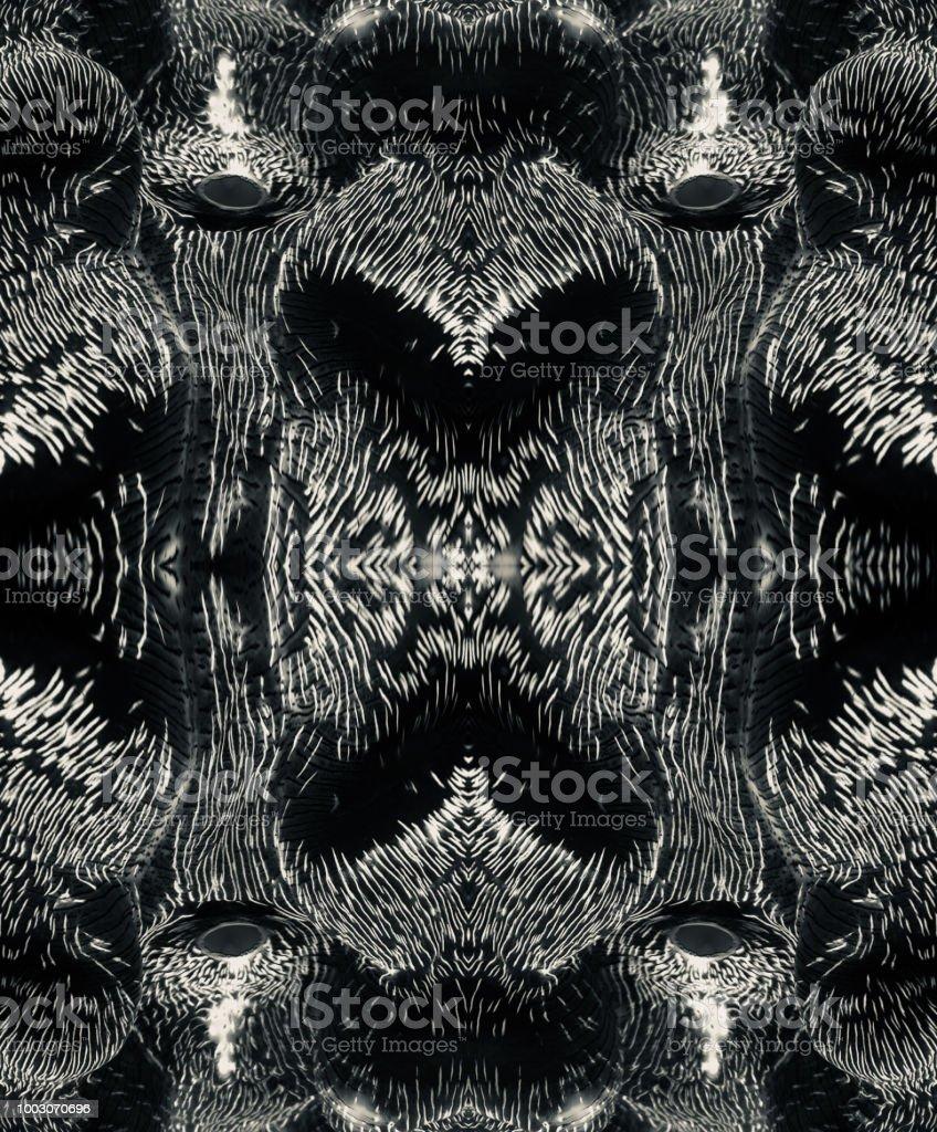 Aquatische Quallen abstrakten Hintergrund – Foto