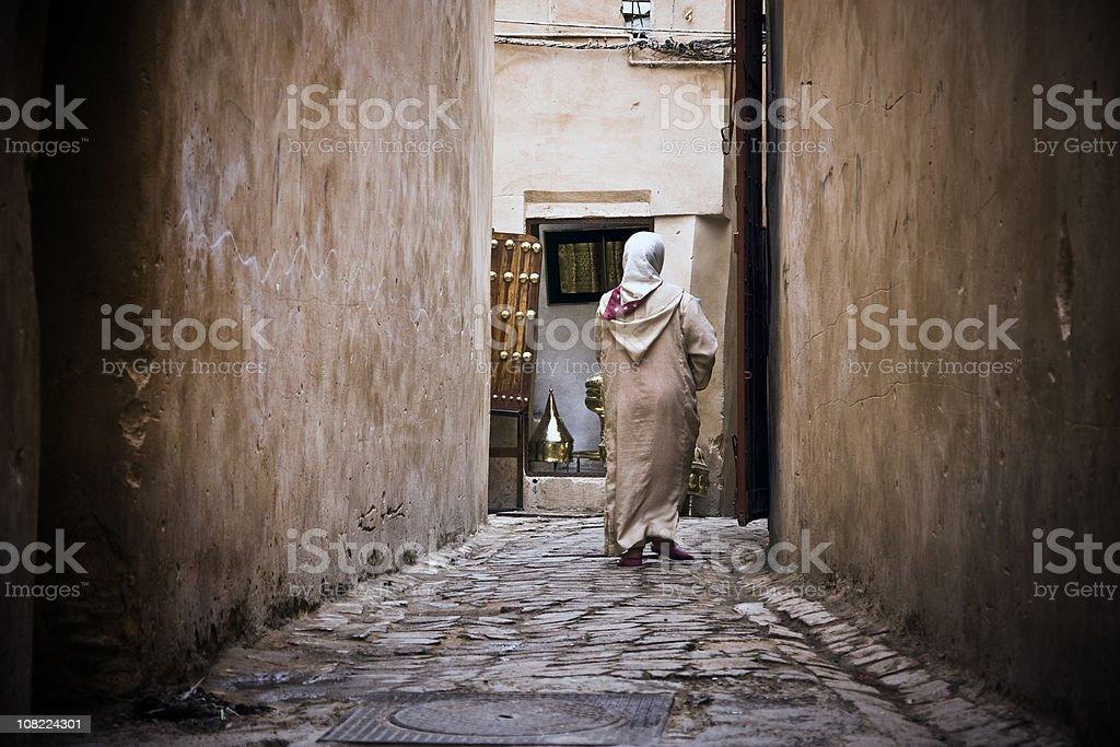 Arabische Leben in der Stadt – Foto