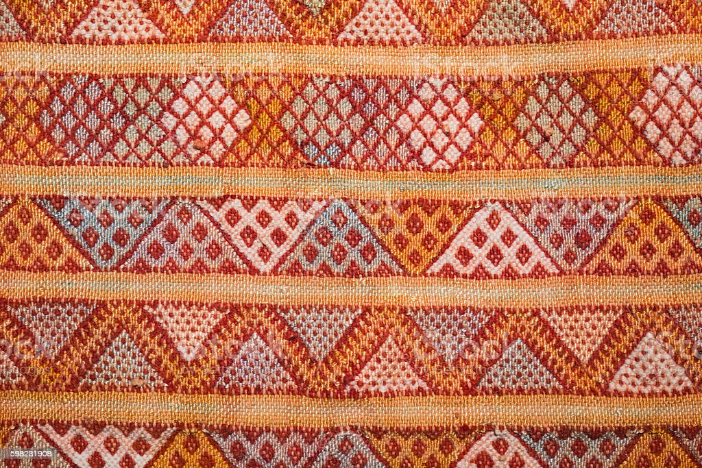 Arab loom foto royalty-free