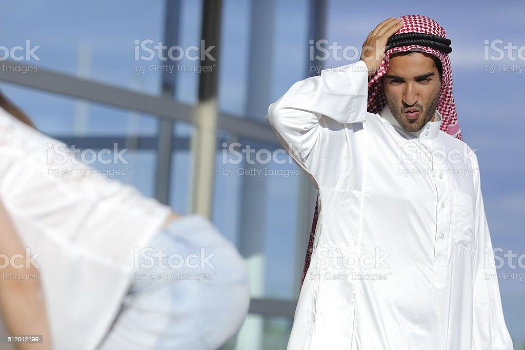 Arab Ass Vedio
