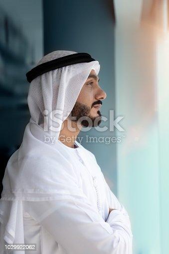 istock Arab men looking 1029922062