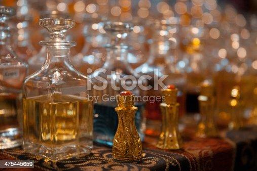 Arab perfumes (odors)