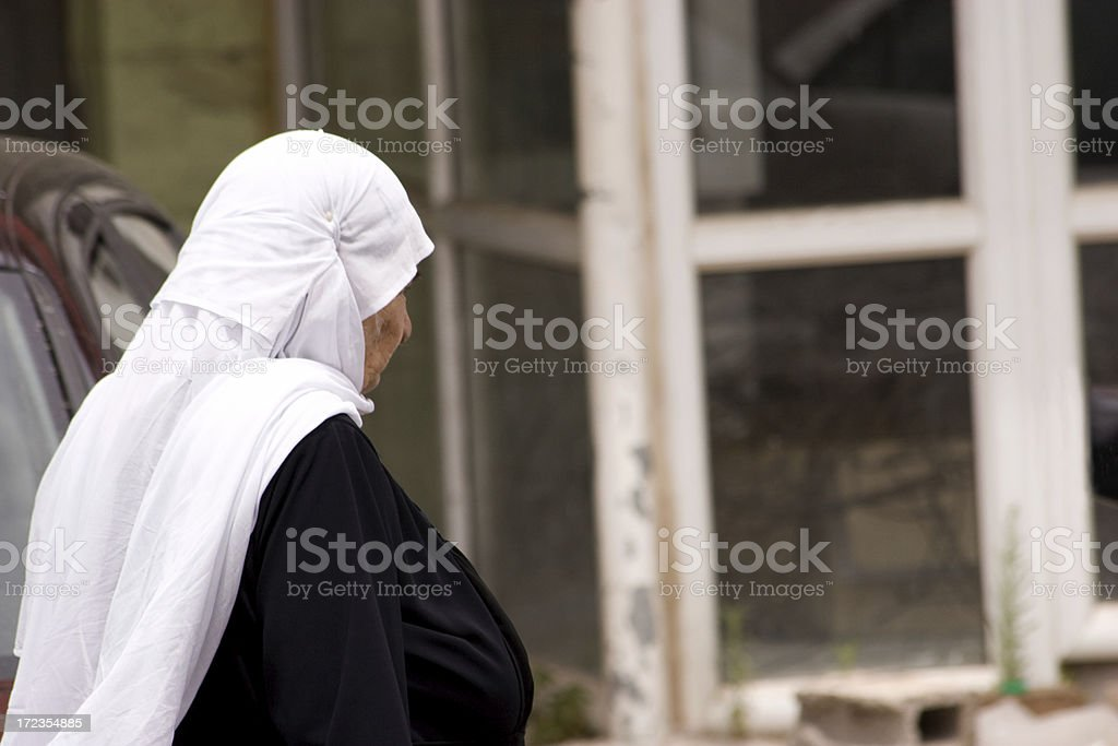 Arab Woman royalty-free stock photo