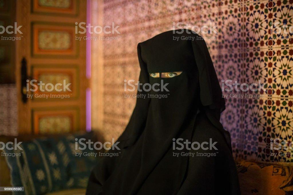Arabische Frau – Foto