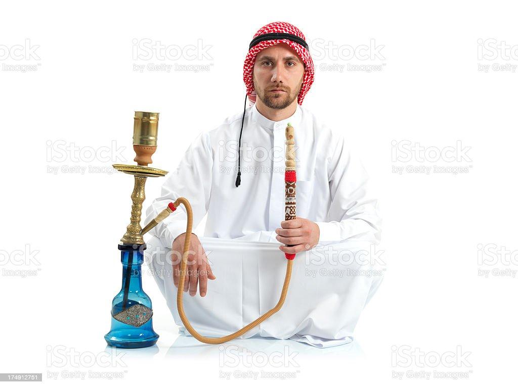 Arabia Culture royalty-free stock photo