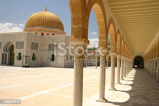 presidents tomb in tunisia