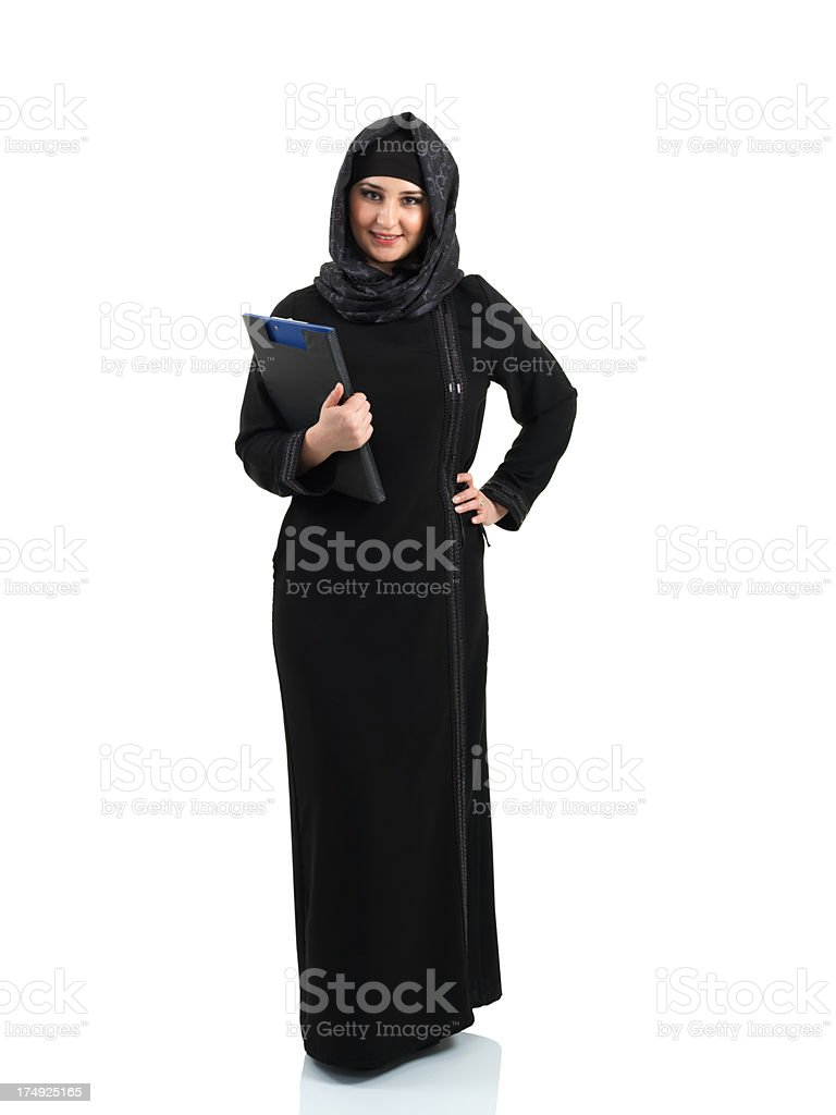 Arabian Businesswomen royalty-free stock photo