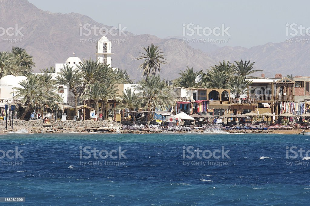 arabian coast stock photo