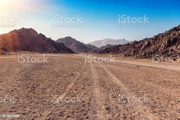 Photo of Arabian desert in Egypt