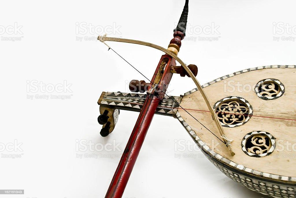 Instruments d'Oman - Photo