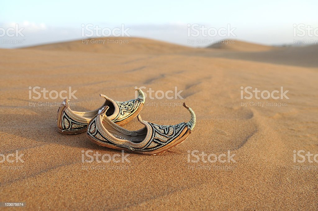 arabian journey royalty-free stock photo