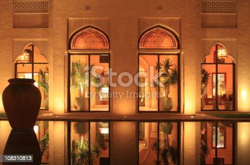 istock Arabian style resort 108310813