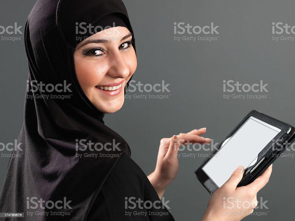 Arabian Women royalty-free stock photo