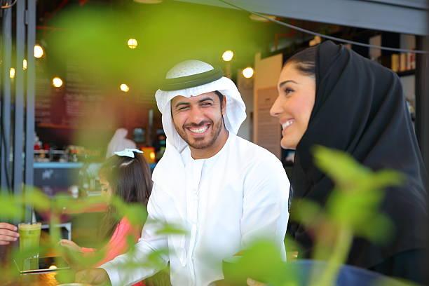 арабский молодая семья - arab стоковые фото и изображения