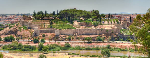 Árabe Ciudadela, de San cristóbal de Fort - foto de stock