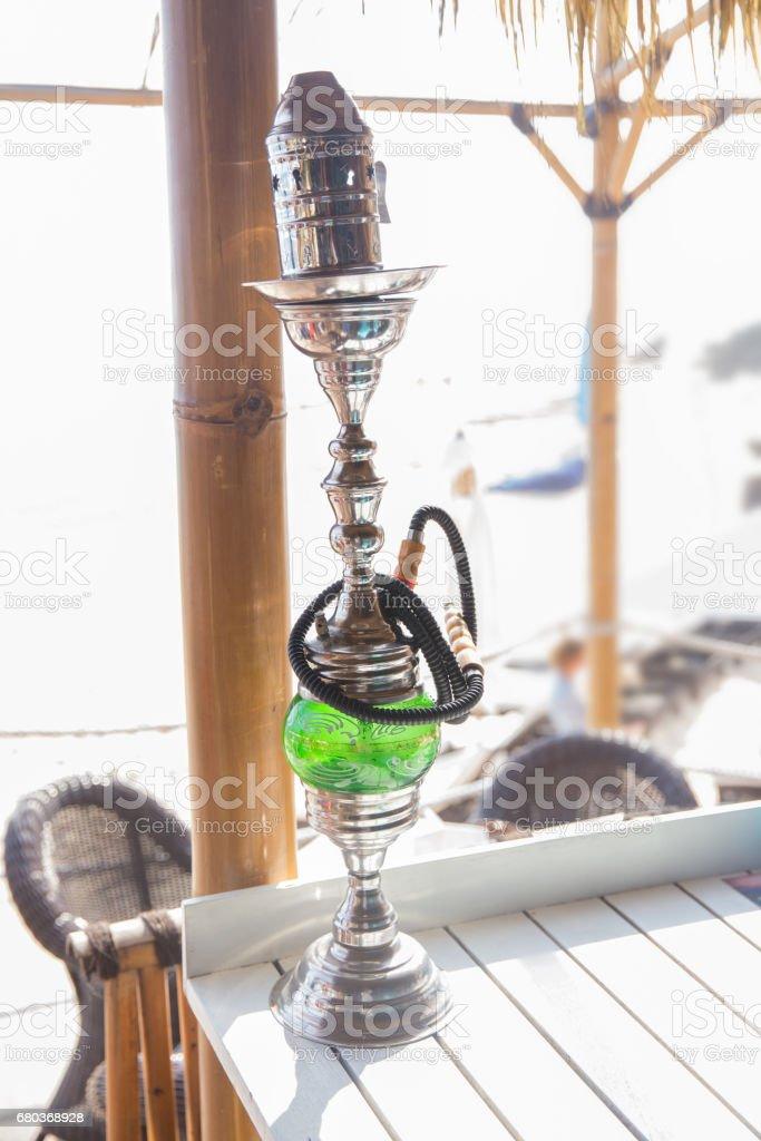 Arabic hookah royalty-free stock photo