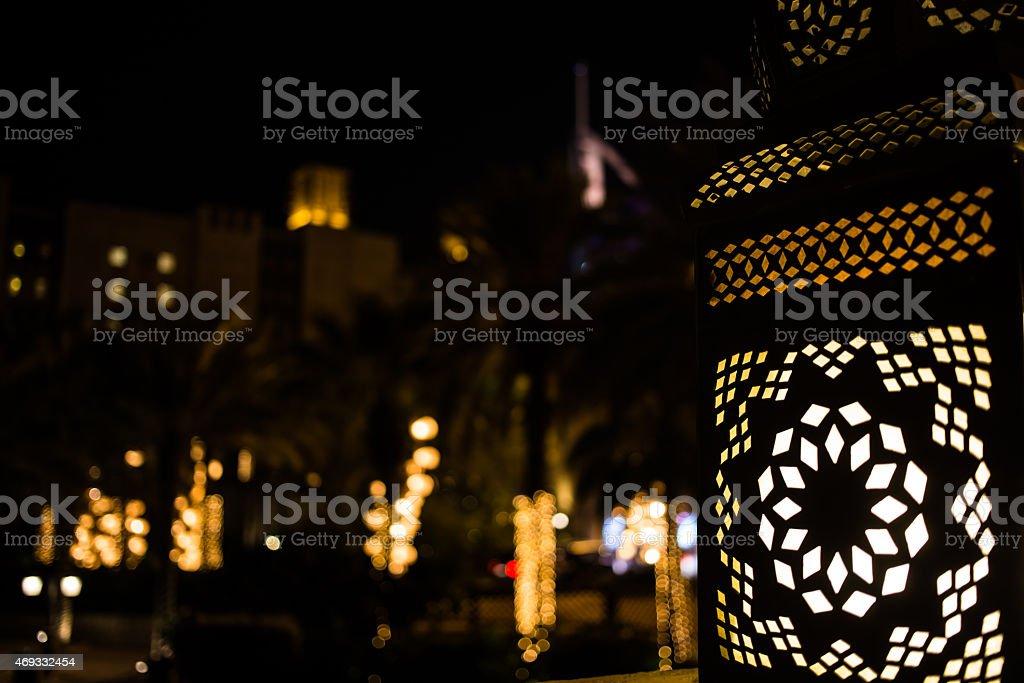 Lanterne arabe - Photo