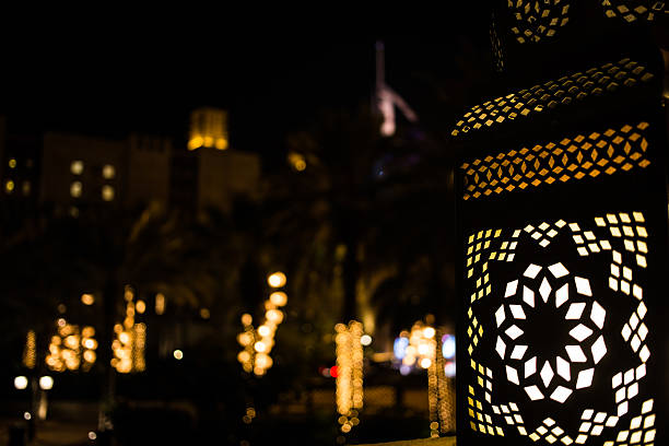 arabic lantern - eid stock pictures, royalty-free photos & images