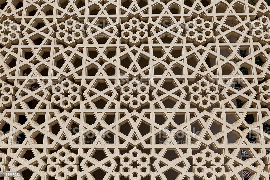 arabic style stock photo