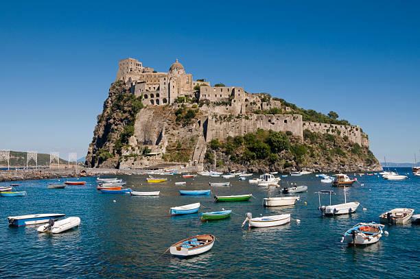 Castello Aragonese à Ischia Ponte - Photo