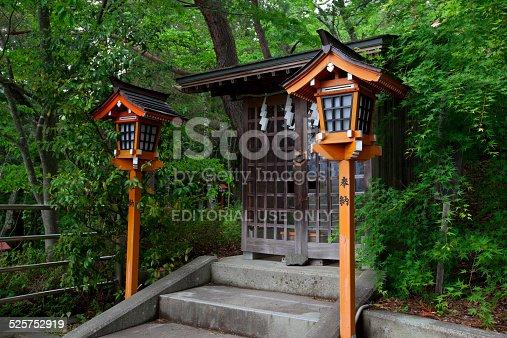 istock Arakura Sengen Shrine 525752919