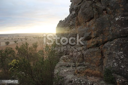 Australian climbing Victoria