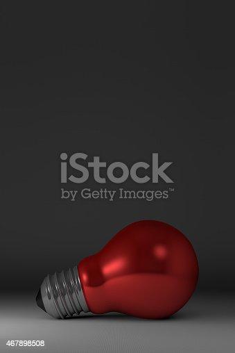 637166104 istock photo Arbitrary light bulb lying 467898508