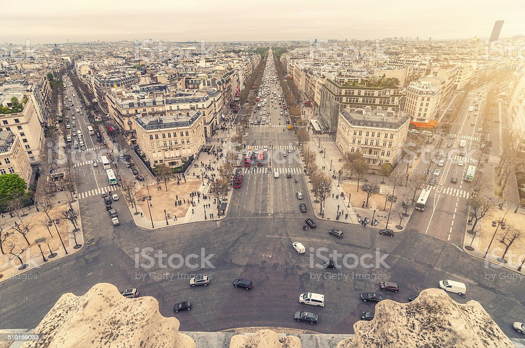 Arc de Triomphe de la ville - Photo