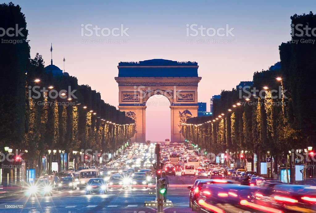 Arc de Triomphe, Paris - Photo