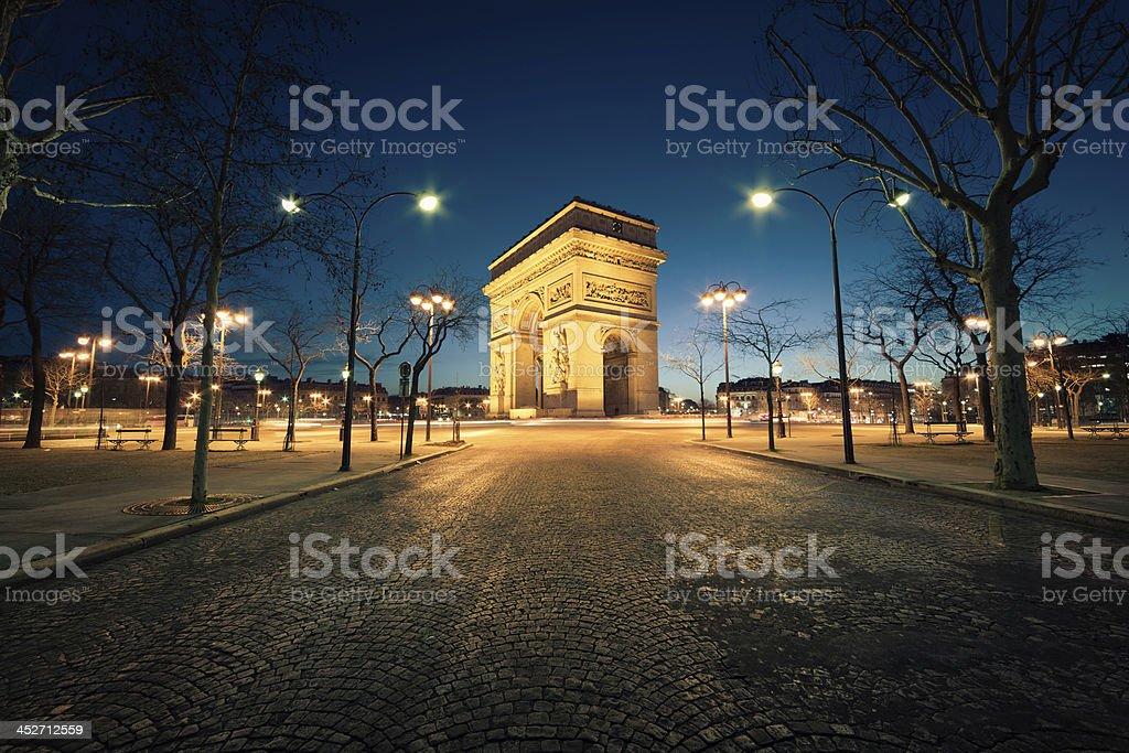 Arc de Triomphe, Paris - Photo