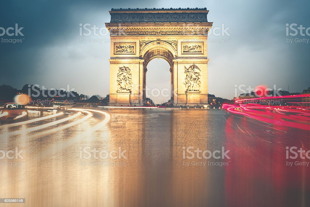 Arc de Triomphe  - Photo