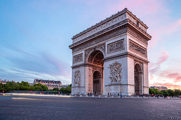 Arc der Triomphe Paris – Foto