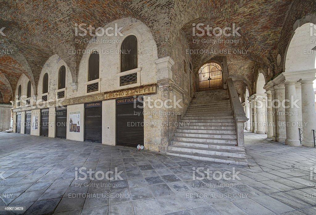 Arcade of Basilica Palladiana (