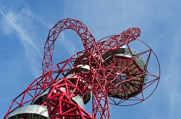 ArcelorMittal Orbit im London 2012 Olympic Park – Foto